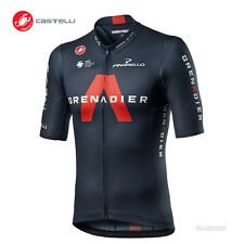 NEW 2021 Castelli COMPETIZIONE INEOS GRENADIERS Cycling Jersey : SAVILE BLUE