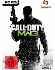 Call of Duty Modern Warfare 3 Steam Key Pc Game Code Download