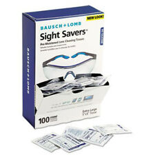 Bausch & Lomb Sight Savers Premoistened Lens Cleaning Tissues, 100/Box, 10 Boxes