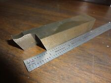 """0.250 In Wide Cut Off Grooving Lathe Bit 3/4"""" Square"""