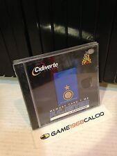 MEMORY CARD F.C. INTER PAL PS1 NUOVO SIGILLATO NEW PLAYSTATION 1 RARO