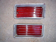 70 1970 Chevy Impala Caprice Tail Light Lens LH or RH