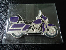 Somalia 2007 $1 Dollar Purple Motorbike Motor Cycle Bike Design Shaped Coin Gift