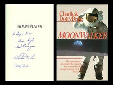 CHARLES CHARLIE DUKE Autographed Signed NASA Astronaut Apollo 16 Moon Lunar
