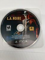 LA Noire | Sony PlayStation 3 PS3 | Game Disc Only Tested