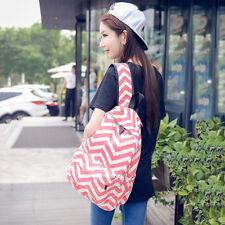 Fashion Travel Girl Women Canvas Casual Shoulder Backpack School Bag Rucksack