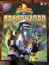Mighty Morphin Power Rangers MMPR Legacy Dragonzord Brand New