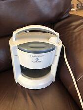 Black & Decker Lids Off Professional Automatic Jar Opener Jw200 White