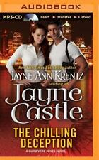Guinevere Jones: The Chilling Deception 2 by Jayne Castle (2014, MP3 CD,...