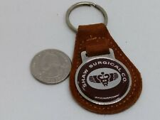 Vintage Shaw Surgical Co. Keychain