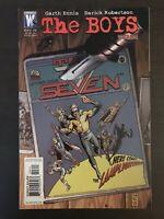 The Boys #3 2006 First Printing Original DC Wildstorm Comic Book Amazon