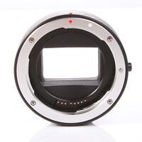 FOTGA Electronic AF Adapter Ring Canon EOS EF EF-S lens to Sony NEX E Full frame