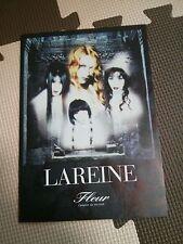 Lareine - Fleur fanclub magazine vol 1 - 7 choice of 7 - Japan Versailles Kamijo