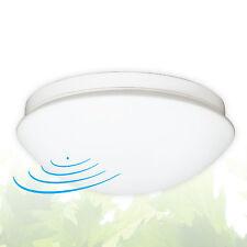 Ranex Luz 360° Detector de movimiento lámpara de Techo Blanco Redondo Corcho