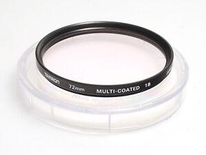 TAMRON Skylight Filter Ø72mm Multi-Coated 1B
