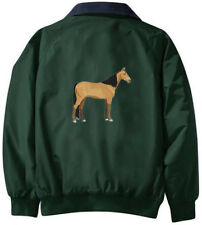 MORGAN HORSE embroidered jacket ANY COLOR B