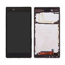 For Sony Xperia Z5 LCD Screen Replacement Touch Display Digitizer With Frame OEM