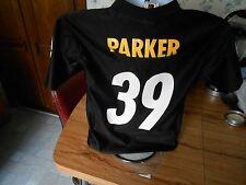 d7da234d2 ... Reebok Pittsburgh Steelers Willie Parker Youth Kids L Large 7 Jersey ...