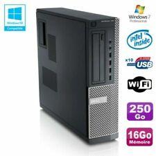PC de bureau Dell OptiPlex 790 16 Go