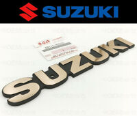 Suzuki GOLD Tank Badge GS 400 425 550 850 1000 GSX 750 1100 SB200 *UK STOCK*