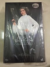 Hot Toys MMS 298 Star Wars A New Hope Princess Leia Carrie Fisher (Special Ver)
