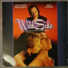 Wild Side - Walken, Chen - Laserdisc