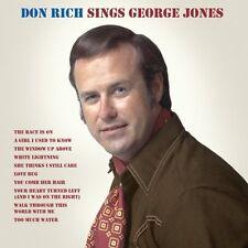 Don Rich - Sings George Jones [CD]