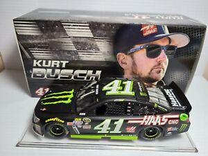 2016 Kurt Busch Monster Energy HAAS Automation Chevrolet 1:24 NASCAR Action MIB