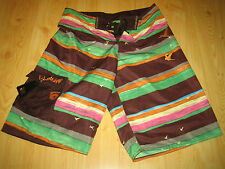 Mens Surf Long Shorts by Island Haze with bottle opener Waist 30 S