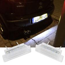 LED Kennzeichenbeleuchtung Opel ASTRA-F CALIBRA Plug&Play Module mit Zulassung