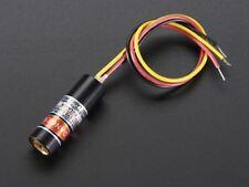 Adafruit TTL Laser Diode - 5mW 650nm Red - 50KHz Max [ADA1056]