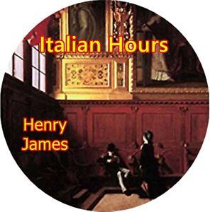 Italian Hours / Henry James / Non-Fiction / MP3 (READ) CD Audiobook