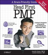 Head First PMP: A Learner's Companion to Passing the Project Management Professi