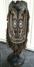 More details for atmul orator's stool, oceanic art, papua new guinea