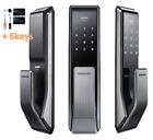 SAMSUNG SDS SHP-DP710 Push Pull Smart Door Lock +6 RFID Tag+ English Manual