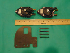 JOHNSON-EVINRUDE 35HP (1990's era): FUEL PUMP ASSEMBLY (PORT AND STBD)