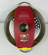 New listing Williams Sonoma Vertical Stainless Steel Chicken Roaster