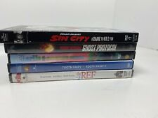 Dvd Lot 5 Movies Sin City Ghost Protocol Tooth Fairy 1&2 The Ref Charlie Factory