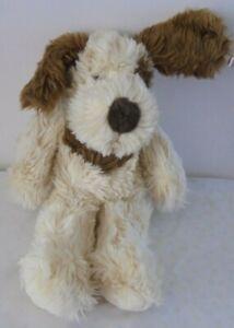 Bear Factory Cream & Beige Puppy Dog 16 inches