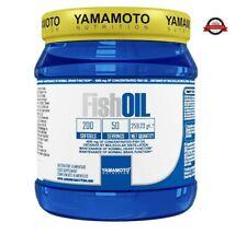 OMEGA 3 200 softgel YAMAMOTO ACIDI GRASSI ESSENZIALI Fish Oil OLIO DI PESCE