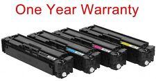 4NonOEM black&color ink toner cartridge for HP LaserJet Pro M252dw laser Printer