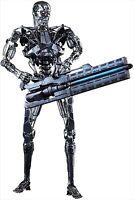Hot Toys Movie Masterpiece Terminator Genisys End Skeleton 1/6 Action Figure