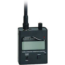 ACECO SC-1PLUS PROFESSIONAL HAND HELD RADIO FREQUENCY COUNTER 2800mHz / 2.8gHz