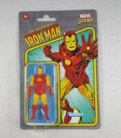 "Marvel Legends The Invincible Iron Man Retro 3.75"" Figure Kenner Hasbro NEW NIB"