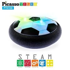 PicassoTiles Soccer Hoverball Air Hockey Electric LED Disc Toy Ball PTH100