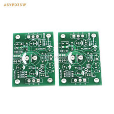 2 PCS Atom BR Version PNP JLH1969 Single-ended Class A power amplifier bare PCB