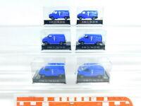 BX235-0,5# 6x AWM/AMW 1:87/H0 57865 Volkswagen/VW T4 Enzian-Apotheke, NEUW+OVP