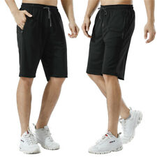 Sports Mens Training Running Shorts Workout Fitness Trousers Casual Half Pants