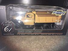 Highway 61 1946 Chevrolet Dump Truck 1:16 scale