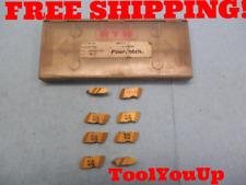 8pcs New Rtw Pt 3l Rc 706 Top Notch Inserts Cnc Tooling Machinist Shop Tools